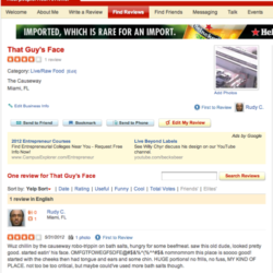 that guys face miami funny review